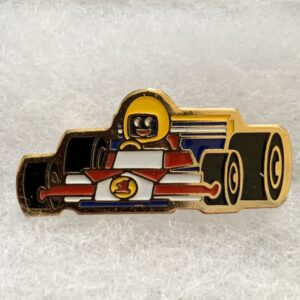1990s Golly Racing Driver